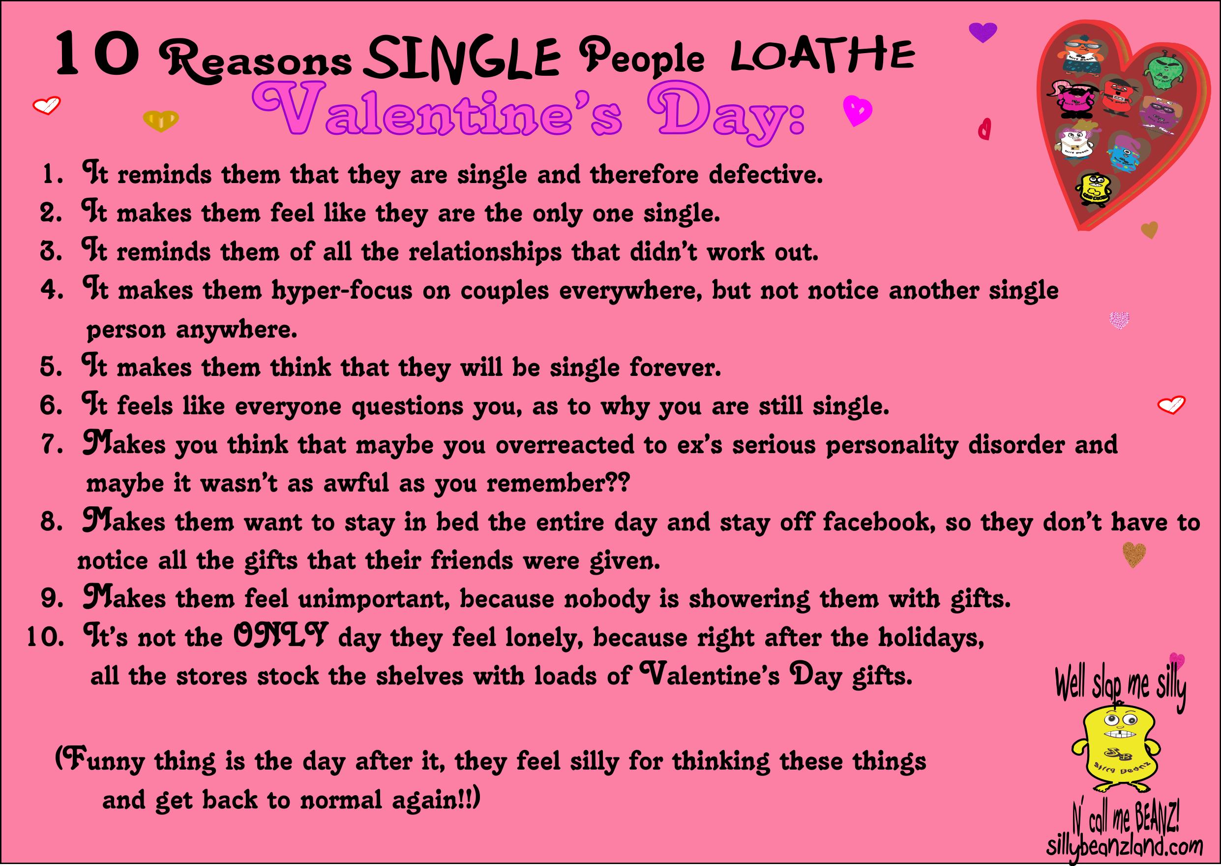 10 reasonsloathevday